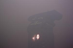 inquinamento estremo a pechino