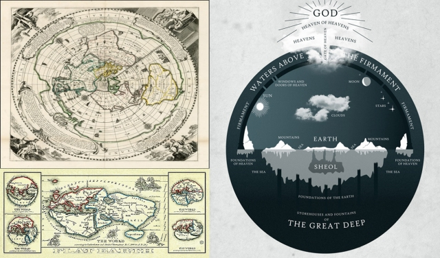 flat-earth-maps